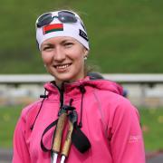 Чемпионка по биатлону Дарья Домрачева рассказывает о подготовке к Олимпийским играм