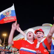 В Ижевске произошло 5 потасовок между болельщиками футбола после матча Россия : Чехия