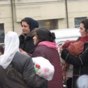 В Ижевске две цыганки ограбили девушку