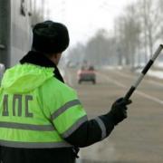 6 машин неплательщиков были арестованы судебными приставами на постах гибдд в ур