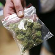 тайник с марихуаной нашли полицейские в ижевске