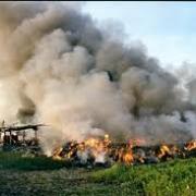 В Удмуртии будут штрафовать жителей, сжигающих весенний мусор