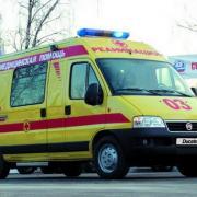мерседес сбил машину скорой помощи в глазове