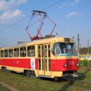 В Ижевске будет закрыто движение трамваев в городок Металлургов
